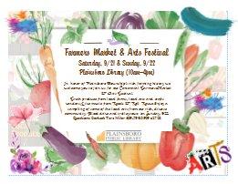 Farmers Market & Arts Festival
