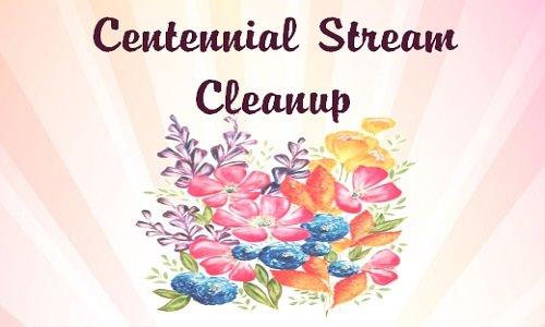 Centennial Stream Cleanup
