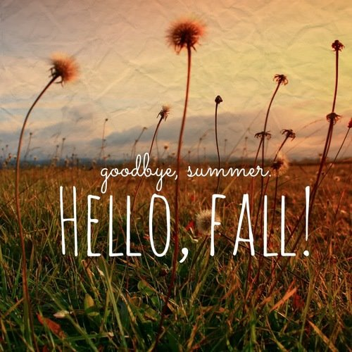 Hello Fall Image