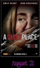 A Quiet Place Movie Location Change
