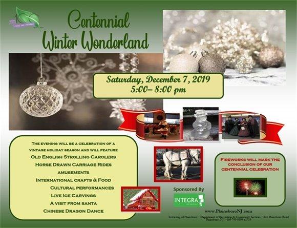 Centennial Winter Wonderland