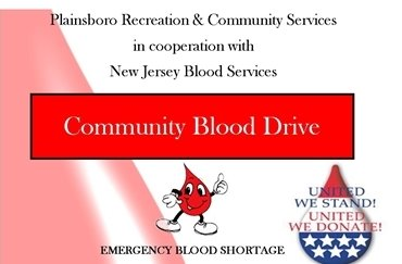 Community Blood Drive Photo