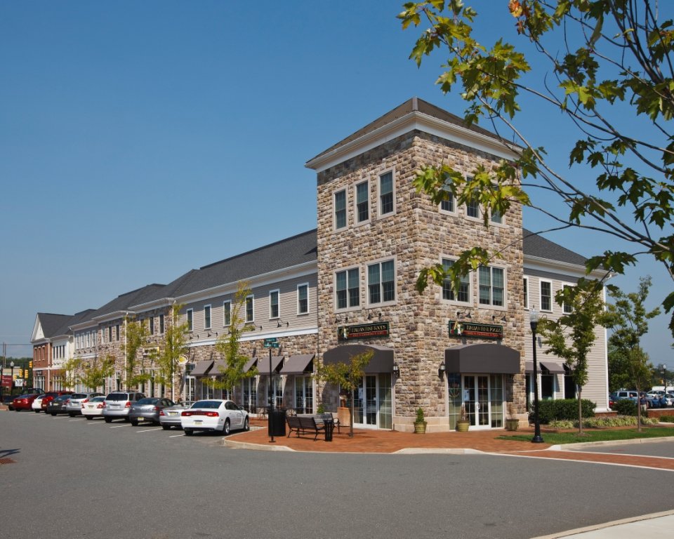 Plainsboro Village Shopping Center