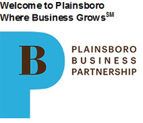 Plainsboro Business Partnership Welcome to Plainsboro Where Business Grows Logo