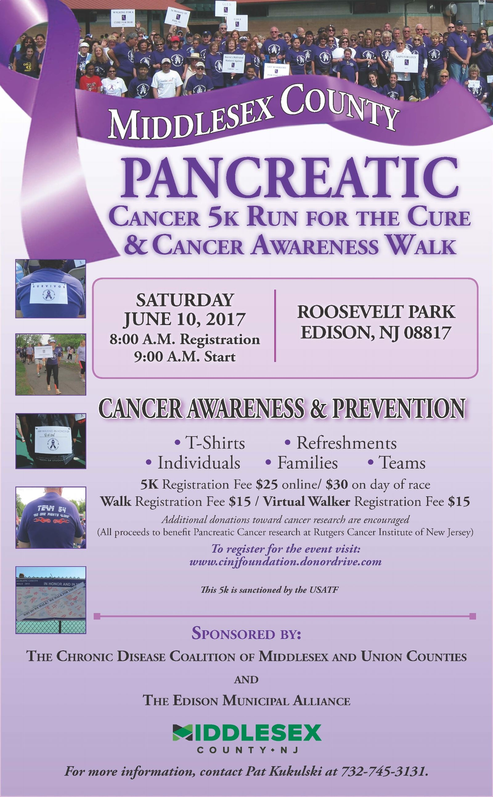 Pancreatic Cancer 5k