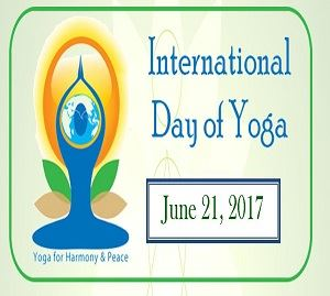 Yoga Day June 21