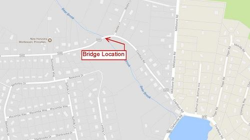 Public Posting Bridge Closure
