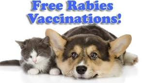 Free Rabies Vaccinations