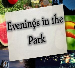 Evenings in the Park 300x269