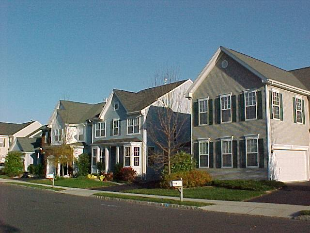 Housing in Plainsboro Street