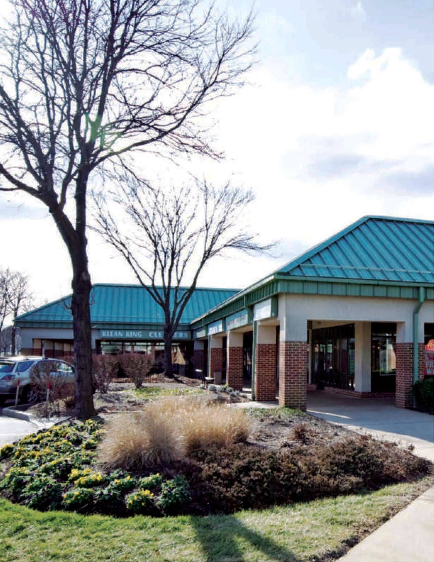 Plainsboro Plaza Shops